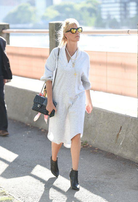 New York Fashion Week street style / Street Style / ВТОРАЯ УЛИЦА