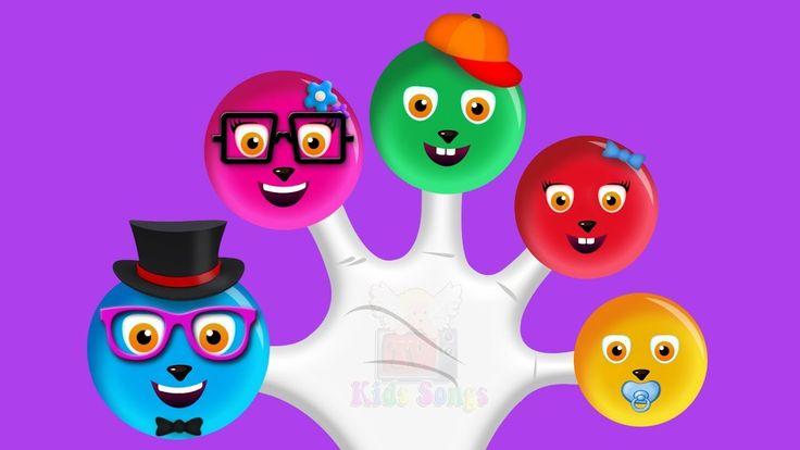 Lollipop Finger Family Song | Top 10 Finger Family Songs | Nursery Rhymes For Children