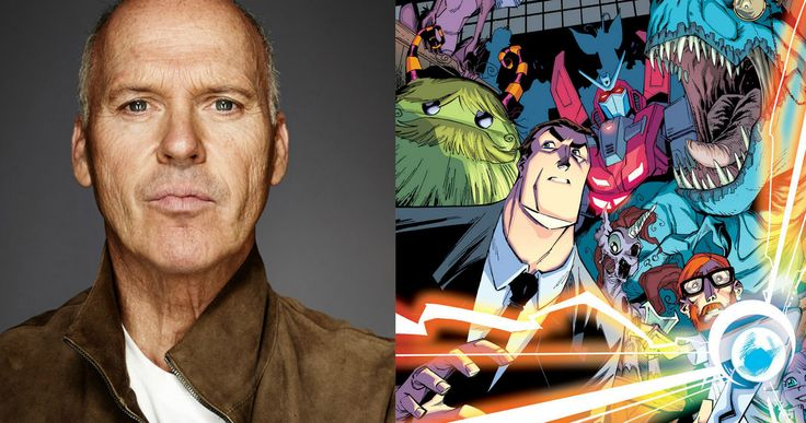 Michael Keaton Returns to Comic Book Movies with 'Imagine Agents' -- Michael Keaton will star as a veteran agent at an organization that monitors imaginary friends in the comic book adaptation 'Imagine Agents'. -- http://movieweb.com/imagine-agents-movie-cast-michael-keaton/