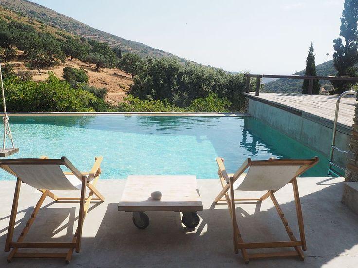 Anatoli Vitali : House in Vitali, Andros, Cyclades - 6358877