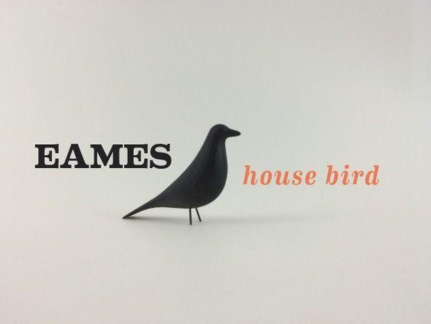 Eames House Bird by ibudmen - Thingiverse