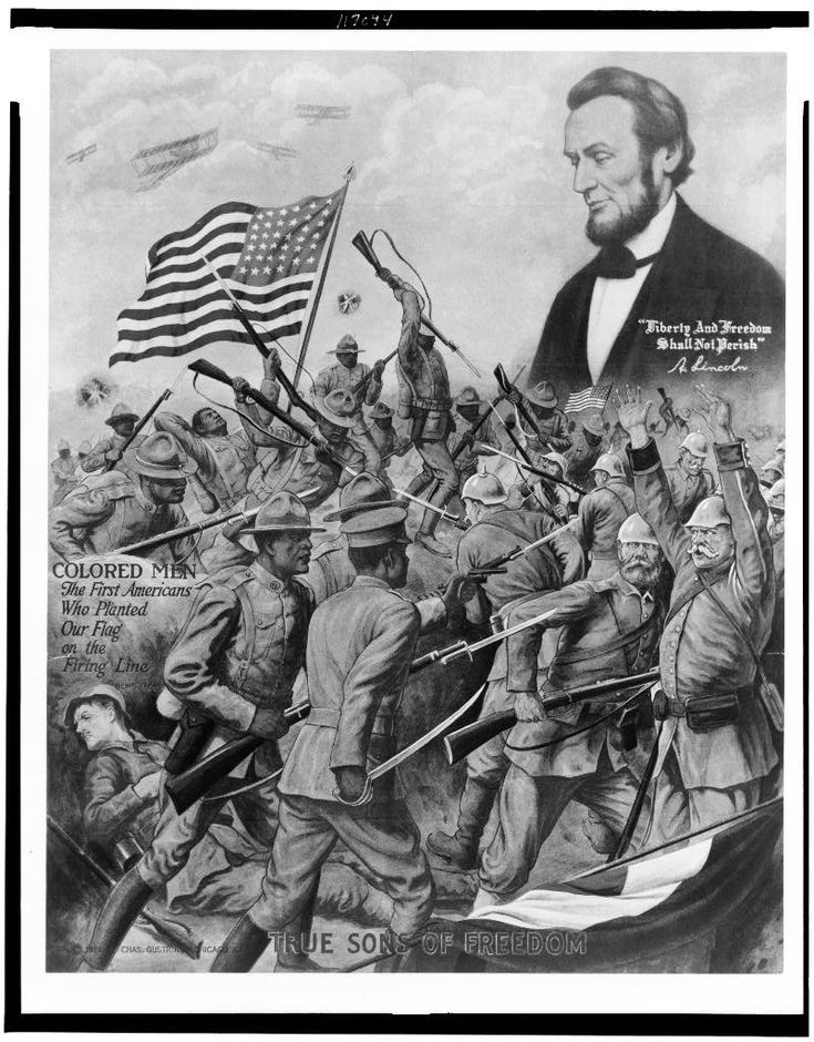America in WW1 | Black soldiers were the first Americans to plant our flag on the firing line. So pick up your pants already!