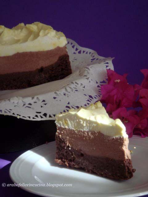 Arabafelice in cucina!: Follia al cioccolato e zafferano, qualcosa da leggere ed un concorso!