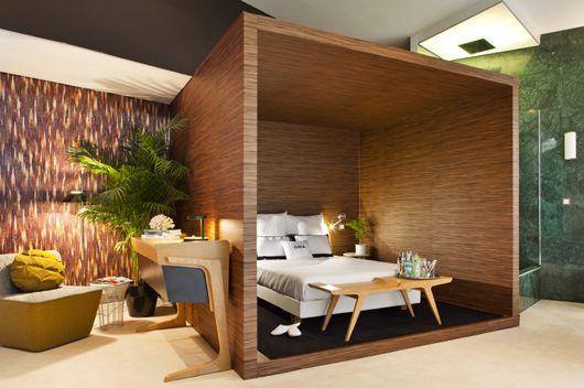 Suite Gira designed by Artefactum at the Casa Decor Madrid 2013
