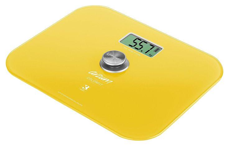Ζυγαριά Μπάνιου Arzum Digital Colorfit Yellow 39,33 ΕΥΡΩ