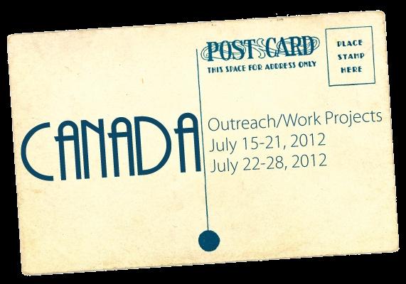Canada - July 15-21 & July 22-28
