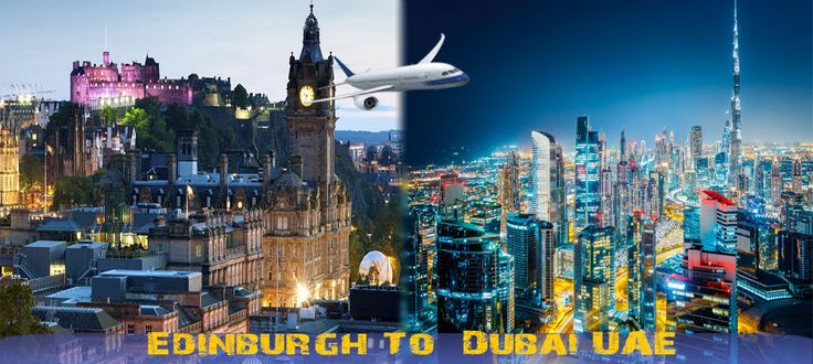 Find the cheap flights to Dubai from Edinburgh with no stops, direct and return flights available too, compares flights prices from over 600 airlines & agen