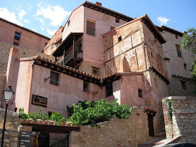 ¿El pueblo más bonito de España? Albarracín (Teruel)