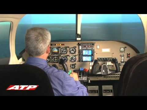 Aviation Animation - How an ILS Instrument Landing System flies an ILS Approach - YouTube