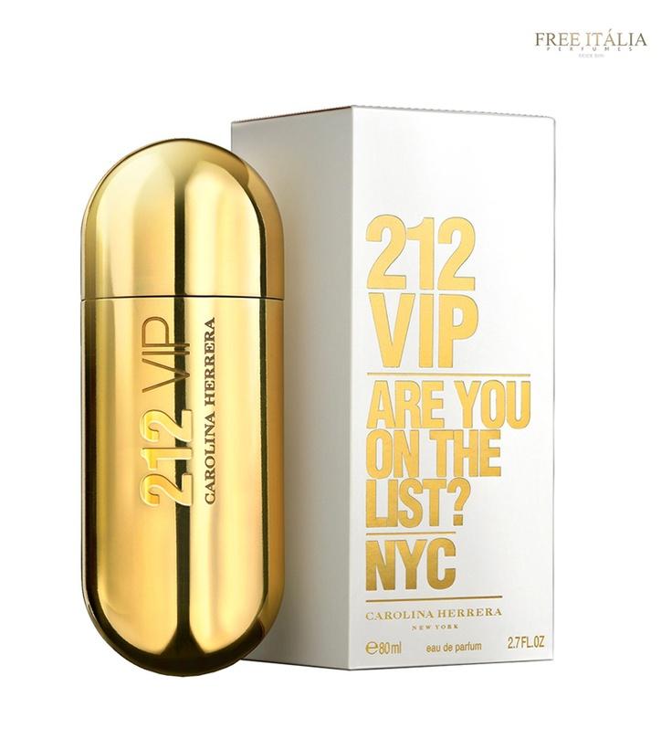 Perfume 212 VIP Feminino 30 ml Preço:R$ 189,90