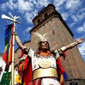 Inti - the Inca Sun God