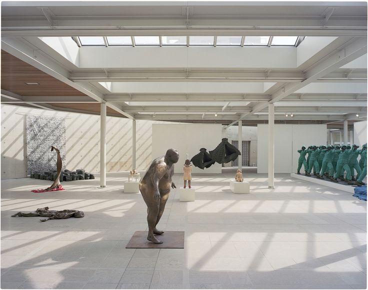 The Rainbow Nation. Contemporary South African Sculpture in museum Beelden aan Zee (2012). #sculpture #beeldhouwkunst