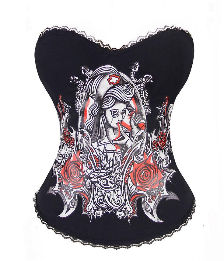Cheap Femminile nero corsetto di overbust bustini shaperwear legante ragazze gotiche sexy del corpo shaperwear lingerie biancheria intima vita trainer, Compro Qualità Bustiers & corsetti direttamente da fornitori della Cina:        Benvenuto al nostro deposito!!!              Hanno una meravigliosa esperienza di acquisto qui!       &nbsp