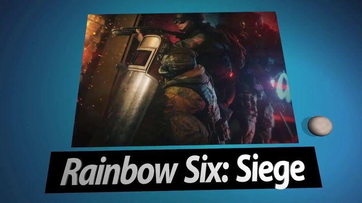 Paddy Plays: Rainbow Six Siege