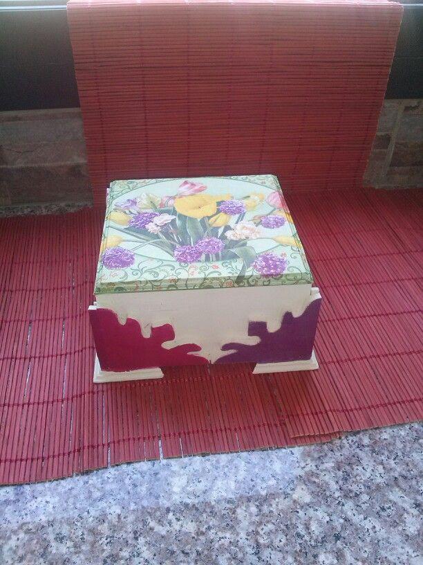 caja usos multiples II