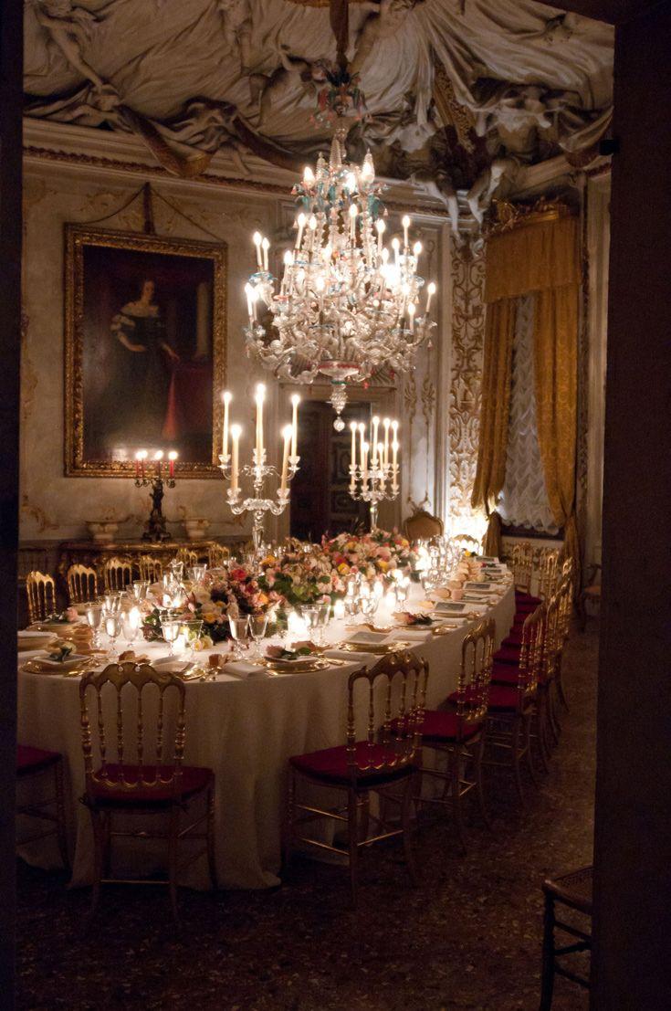 Scenografia inserita nel Palazzo Albrizzi, realizzata in occasione di un…