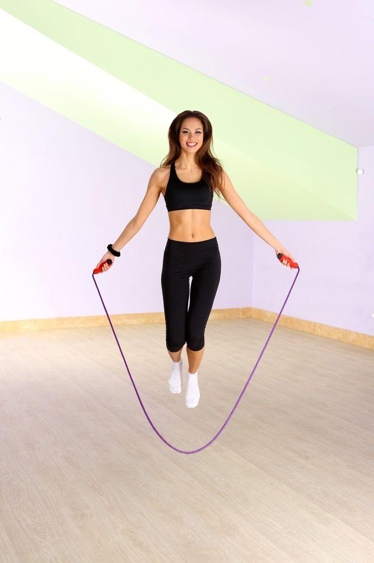 Скакалка Для Похудения Вес. Чудо-прыжки: сколько нужно прыгать на скакалке, чтобы похудеть?