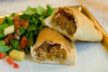 Kolokotes - Traditional savoury Cypriot pies with pumpkin ...