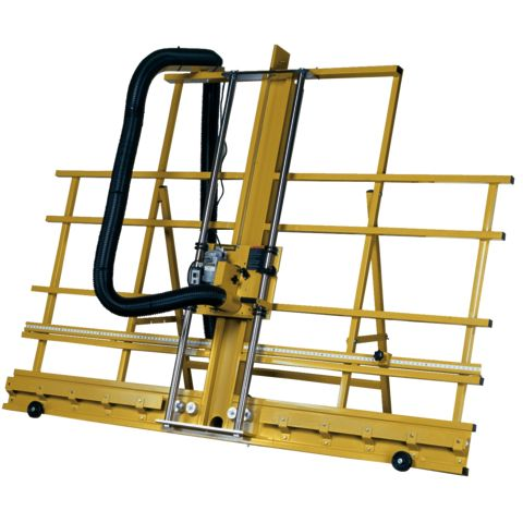 """The Powermatic 511 Panel Saw with 4"""" Dust Port in Woodworking, Panel Saws, Panel Saws Vertical"""