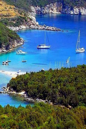 Sivota (Thesprotia), Epirus, Greece