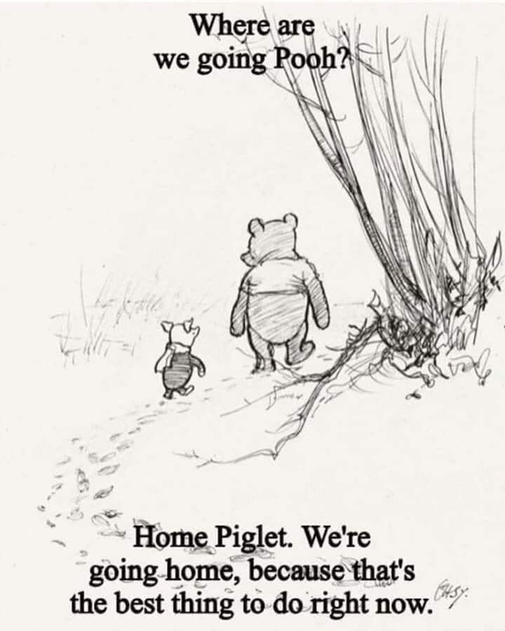 How Do You Spell Love Great Home Winnie The Pooh 11x14 Unframed Art Print