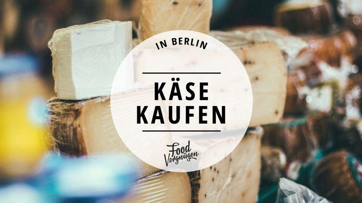 Nicht nur Helge Schneider weiß, wie toll ein Käsebrot sein kann. Deswegen zeigen wir euch in diesem käsigen Guide, wo ihr die besten Käse in Berlin bekommt!