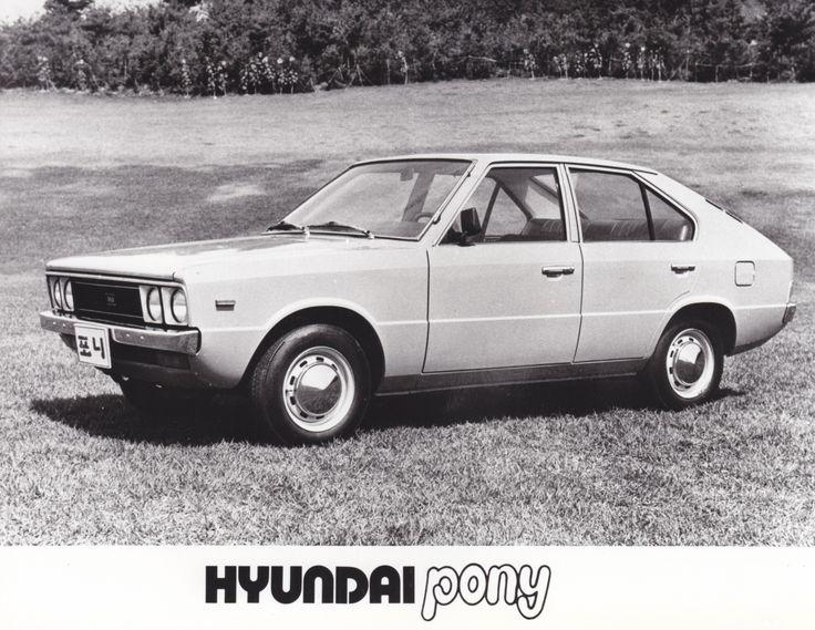 Hyundai Pony (1977) *