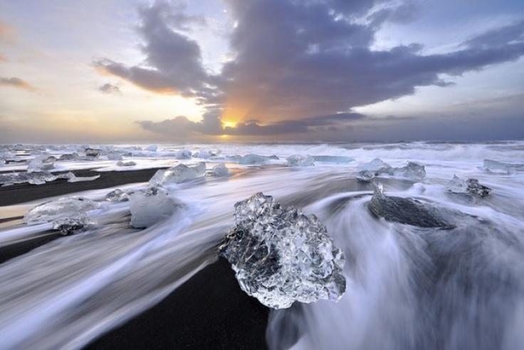 """Διεθνή Βραβεία Φωτογραφίας 2012: """"Iceland"""" , 2ο βραβείο στην κατηγορία ταξίδια/ τουρισμός, από τον Marsel van Oosten"""