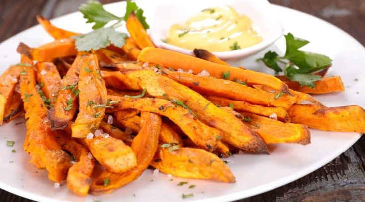SWEET POTATO FRENCH FRIES | DR. JOEY SHULMAN NUTRITIONIST