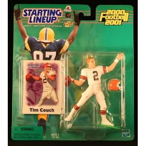 TIM COUCHExclusively Nfl, Start Lineup, Nfl Start, Lineup Action, Collector Trade, Cards Toys, Action Figures, Cleveland Brown, Nfl Collector