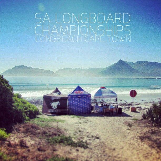 SA Longboard Surf Champs #capetown #longbeach  girl_with_cam