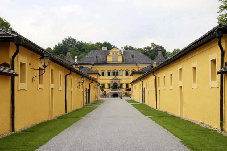 29 Photos That Will Make You Want to Visit Austria: Schloss Hellbrunn, Salzburg