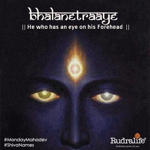 #rudralife #shiva #MondayMahadev #NamesOfShiva #bhalanetraaye