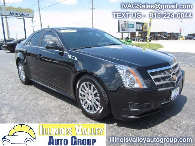 2011 Cadillac CTS $15 995. AWD LOW MILES!! LEATHER SEATS!! BOSE AUDIO SYSTEM!! SUNROOF/MOONROOF!! SATELLITE RADIO!! GOOD TIRES!!  for Sale in Peru IL 61354 Illinois Valley Auto Group