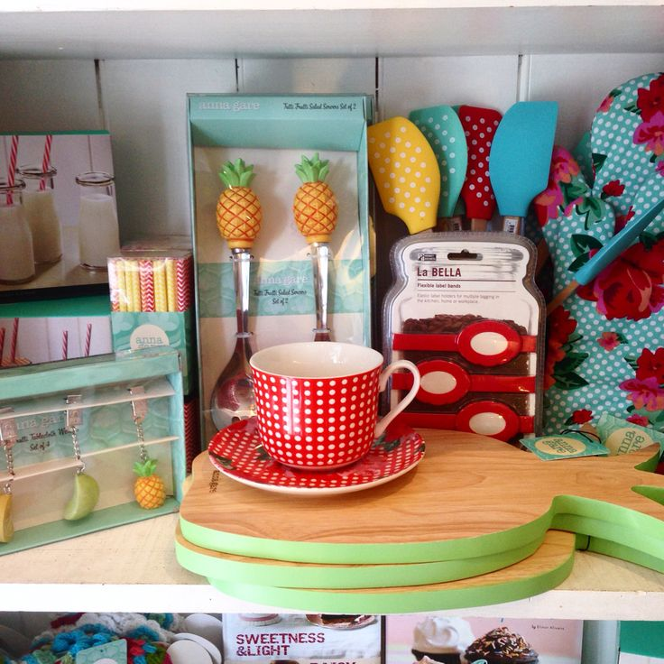 Anna Gare in store today....