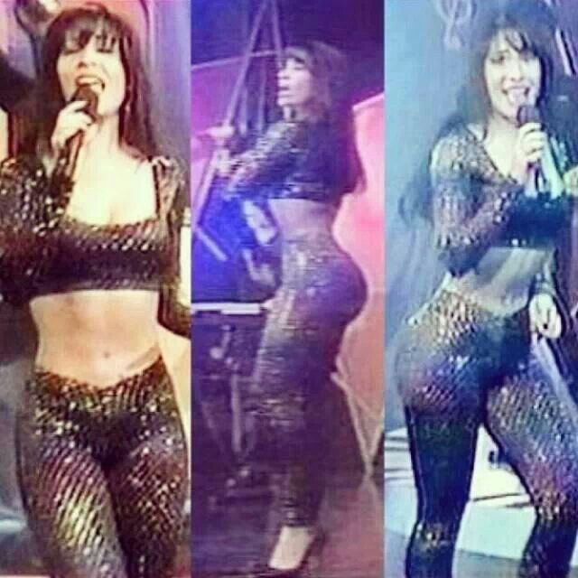 Lawd! Selena will forever be the Queen of Tejano!