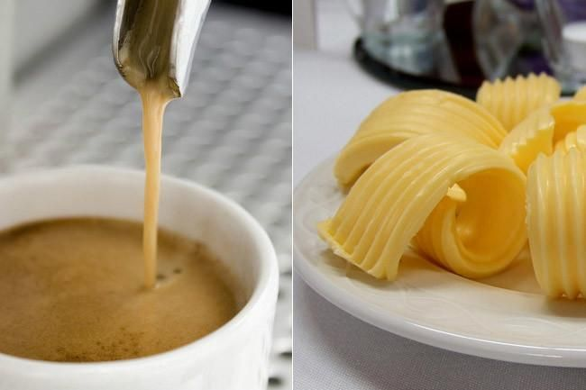 "Café a ""prueba de balas"" o bulletproof coffee, idea tomada de los monjes tibetanos."