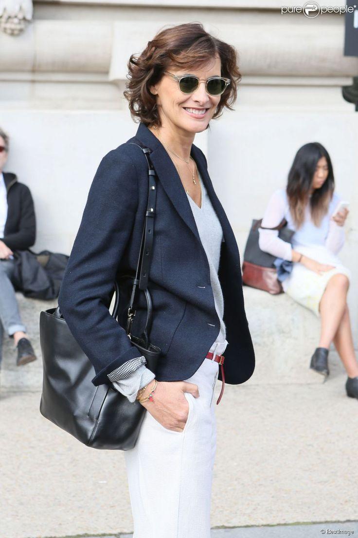 1000 Images About Ines De La Fressange On Pinterest Parisian