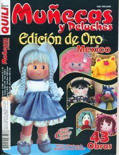 quili muñecas y peluches ed.de oro méxico - nerylola3 - Álbumes web de Picasa