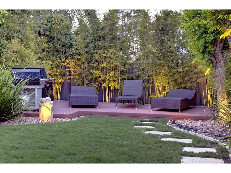 Simple Back Yard Design Ideas