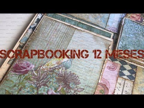 ALBUM DOCE MESES. SEPTIEMBRE (bolsillo deslizante y otras estructucturas)YouTube