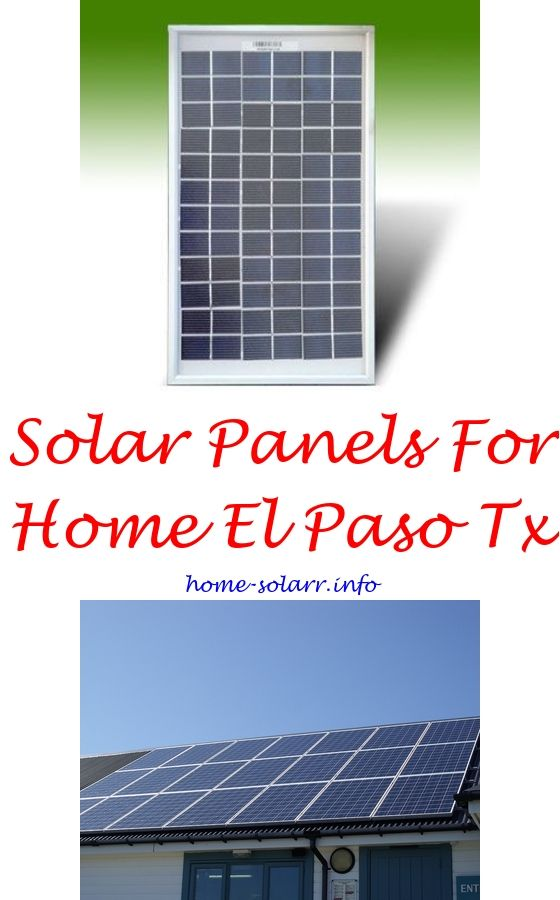 home solar programs - solar electric panels how to make your