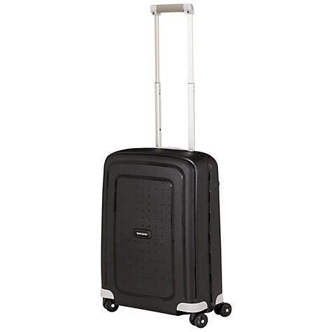 Buy Samsonite S'Cure 4-Wheel 55cm Cabin Suitcase Online at johnlewis.com