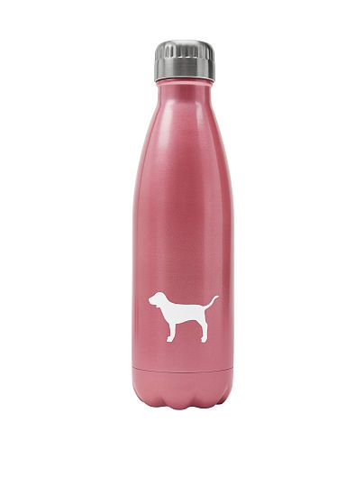 Metal Water Bottle - PINK - Victoria's Secret