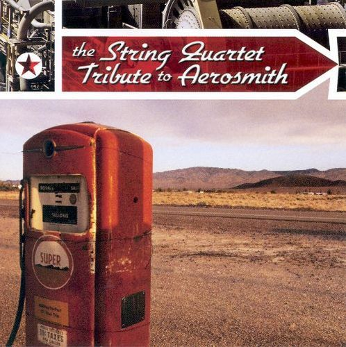 The String Quartet Tribute to Aerosmith [CD]