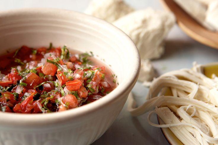 Pico de Gallo: Fresh Tomato Salsa