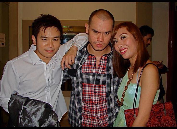 Sophia Montecarlo Dazzling Diva with Mon Consul ( Actor ) and Rob Sy ( Survivor Philippines season 1 )