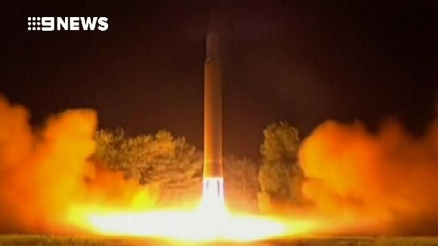 North Korea tests another ICBM