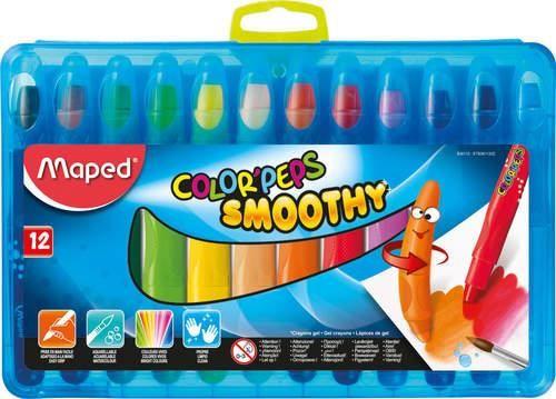 ColorPeps Smoothy żelowe 12 szt. – sprawdź opinie i opis produktu. Zobacz inne Przybory i akcesoria szkolne, najtańsze i najlepsze oferty.