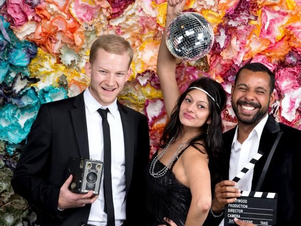 From wedding receptions to baby showers to birthday parties, photo booths are all the rage. Skip the expensive rental photobooth and create a one-of-a-kind setup for your next party or event with our step-by-step instructions.